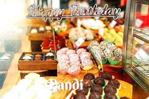 Happy Birthday Pandi