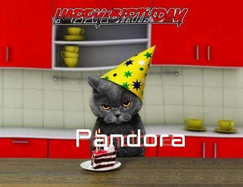 Happy Birthday Pandora