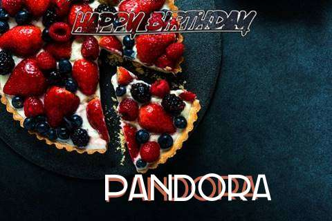 Pandora Birthday Celebration