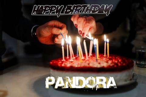 Pandora Cakes