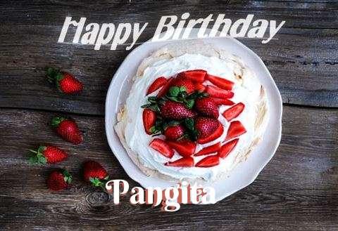 Happy Birthday to You Pangita