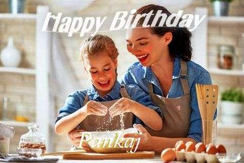 Birthday Wishes with Images of Pankaj