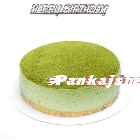 Happy Birthday Cake for Pankajsheel