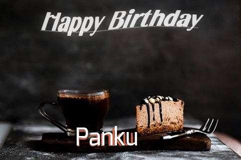 Happy Birthday Wishes for Panku