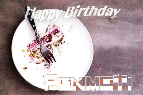Happy Birthday Panmati