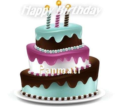 Happy Birthday to You Panmati