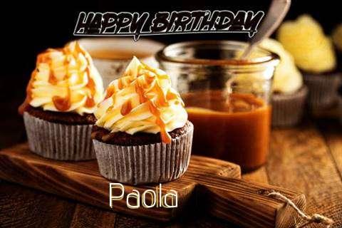 Paola Birthday Celebration