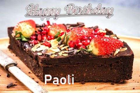 Wish Paoli