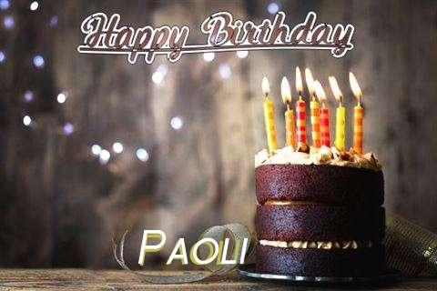 Paoli Cakes