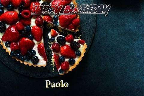 Paolo Birthday Celebration