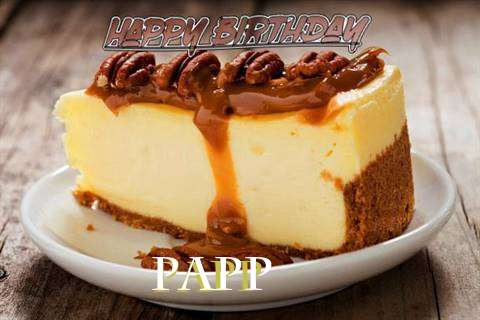 Papp Birthday Celebration
