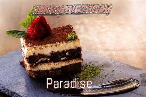 Paradise Cakes