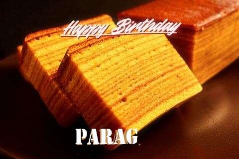 Happy Birthday Parag
