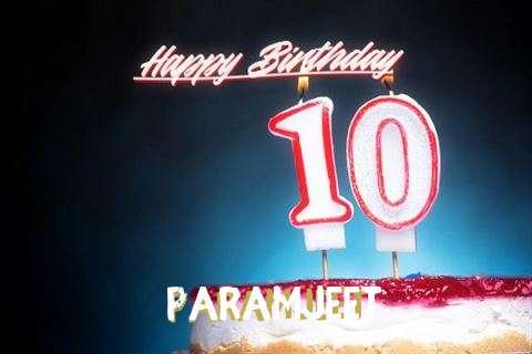 Paramjeet Birthday Celebration