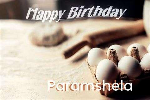 Happy Birthday to You Paramshela