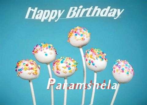 Wish Paramshela