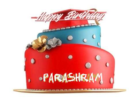 Birthday Wishes with Images of Parashram