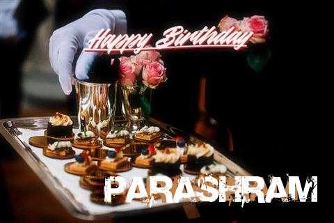 Happy Birthday Parashram Cake Image