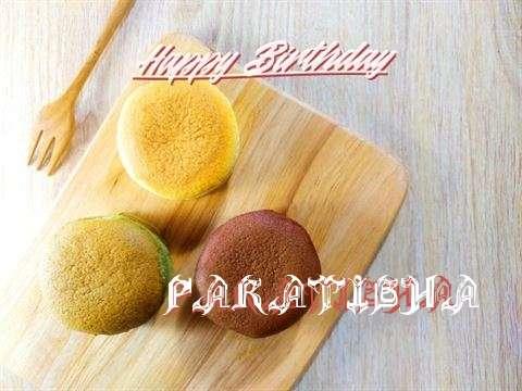 Happy Birthday Cake for Paratibha