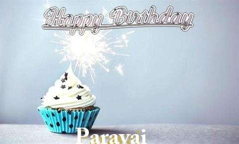 Happy Birthday to You Paravai