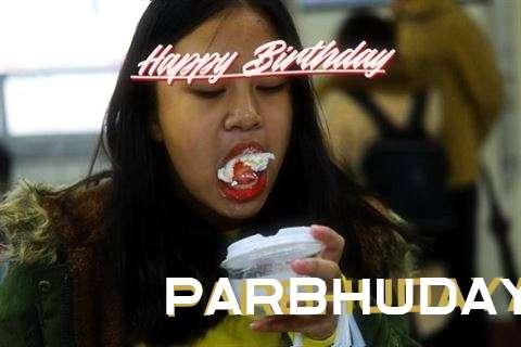Parbhudayal Birthday Celebration