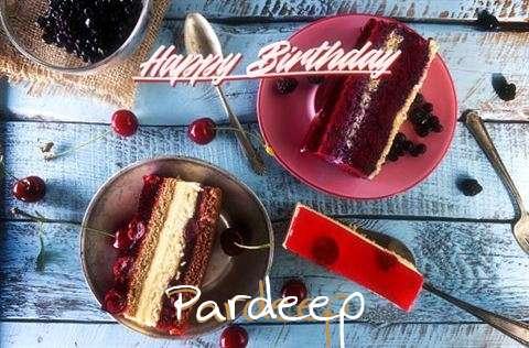 Happy Birthday Pardeep