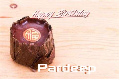 Wish Pardeep