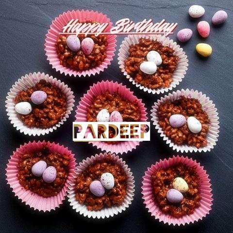Happy Birthday Cake for Pardeep