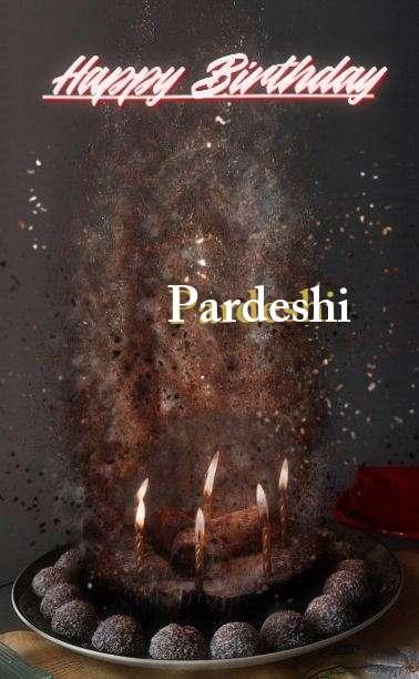 Happy Birthday Wishes for Pardeshi