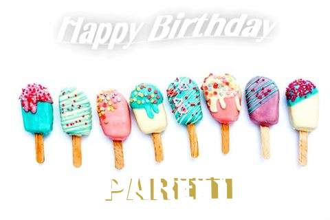 Pareeti Birthday Celebration