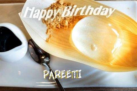 Pareeti Cakes