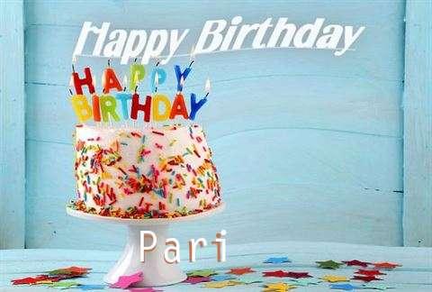 Birthday Images for Pari
