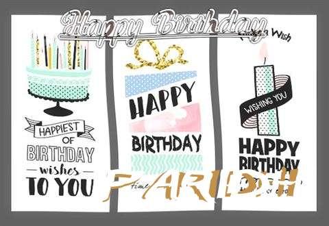 Happy Birthday to You Paridhi