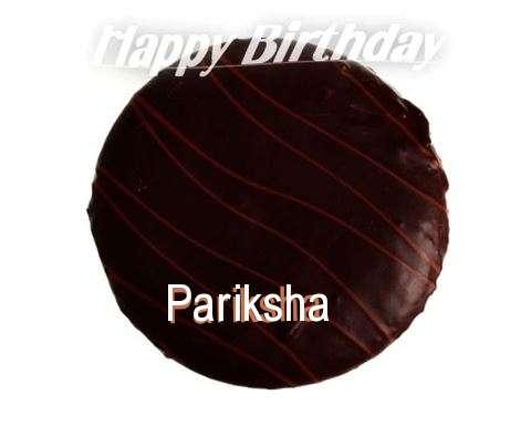 Birthday Wishes with Images of Pariksha