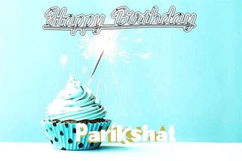 Happy Birthday Cake for Parikshat