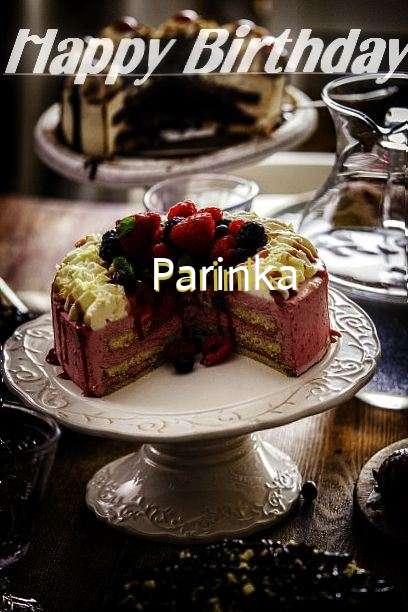 Parinka Birthday Celebration