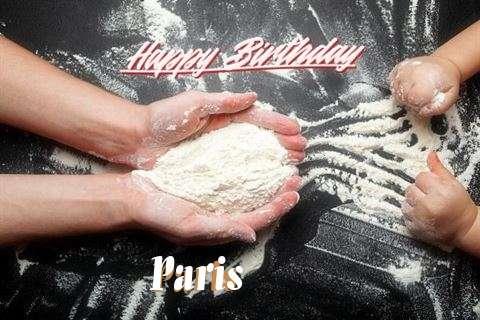 Happy Birthday to You Paris
