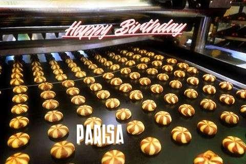 Happy Birthday Wishes for Parisa