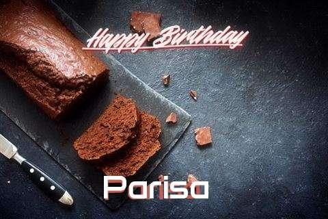 Happy Birthday to You Parisa