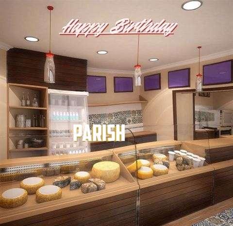 Parish Cakes
