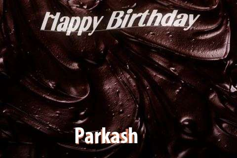 Happy Birthday Parkash Cake Image