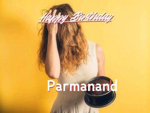 Happy Birthday Parmanand