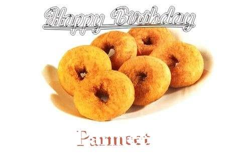 Happy Birthday Parmeet