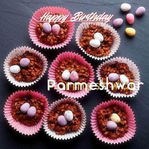 Happy Birthday Cake for Parmeshwar