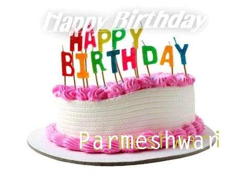 Happy Birthday Cake for Parmeshwari