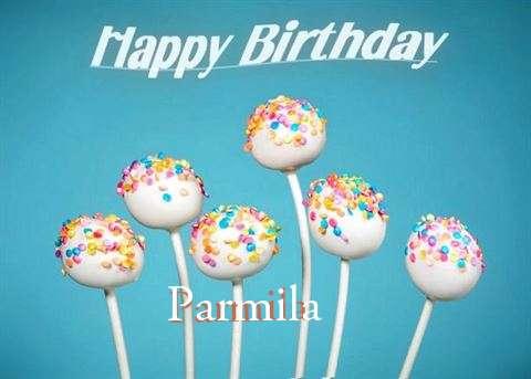 Wish Parmila