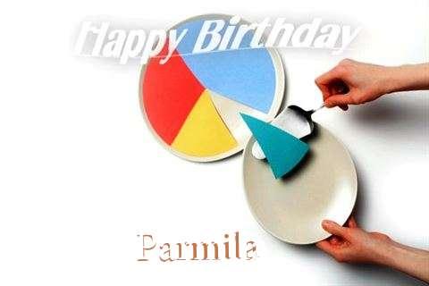 Parmila Cakes
