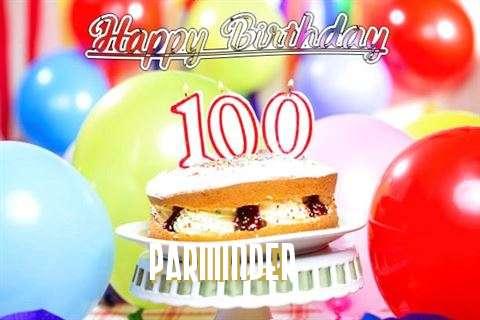 Happy Birthday Parminder