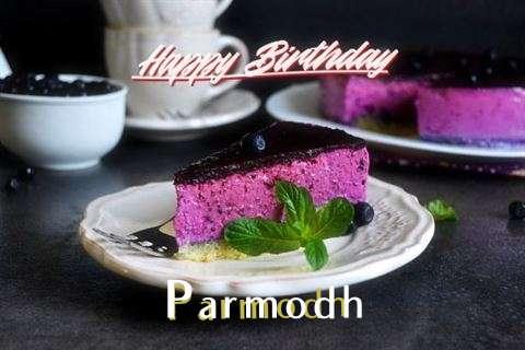 Happy Birthday Parmodh