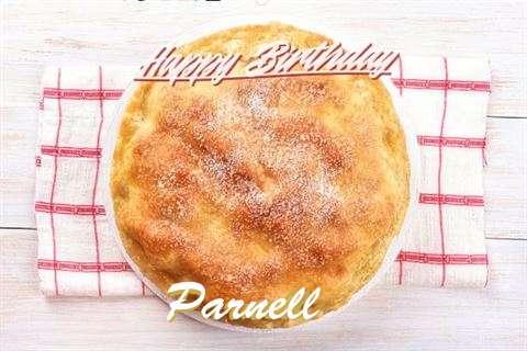 Happy Birthday Parnell